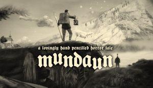 Mundaun cover