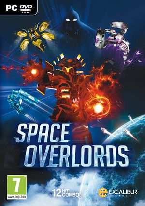 Space Overlords cover