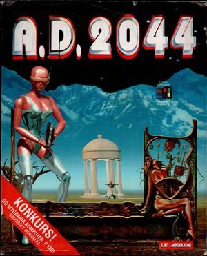 A.D. 2044 cover