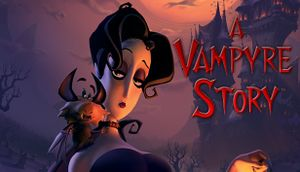 A Vampyre Story cover