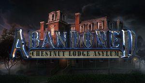 Abandoned: Chestnut Lodge Asylum cover