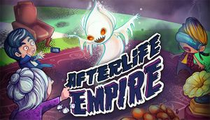 Afterlife Empire cover