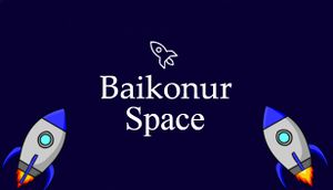 Baikonur Space cover