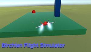 Birchian Flight Simulator cover