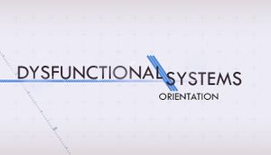 Dysfunctional Systems: Orientation cover