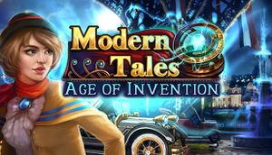 Modern Tales: Age of Invention cover