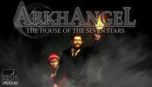 Arkhangel: The House of the Seven Stars cover