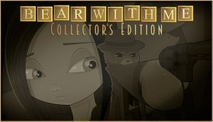 Bear With Me - Collector's Edition cover