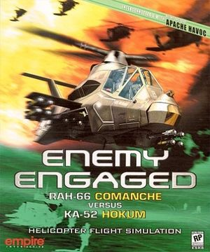 Enemy Engaged:RAH-66 Comanche versus Ka-52 Hokum cover