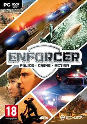 Enforcer: Police Crime Action cover