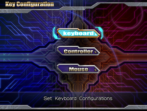 Keymap Options