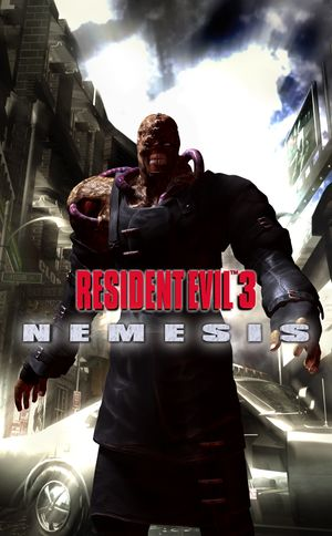 Resident Evil 3: Nemesis cover