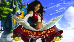 Captain Morgane and the Golden Turtle cover