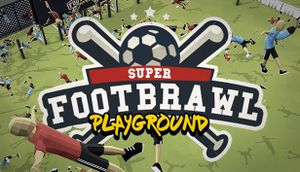 Footbrawl Playground cover