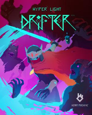 Hyper Light Drifter cover