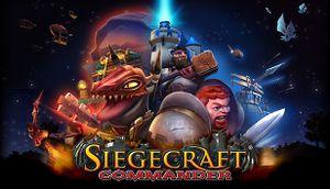 Siegecraft Commander cover