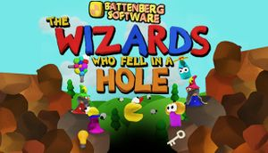 The Wizards Who Fell in a Hole cover