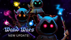 Wand Wars cover