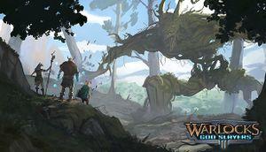 Warlocks 2: God Slayers cover