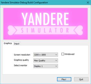 Yandere Simulator - PCGamingWiki PCGW - bugs, fixes, crashes