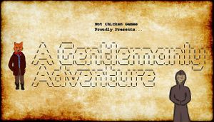 A Gentlemanly Adventure cover
