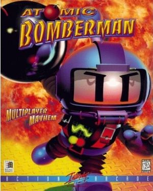 Atomic Bomberman cover