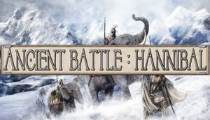 Ancient Battle: Hannibal cover