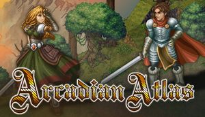 Arcadian Atlas cover