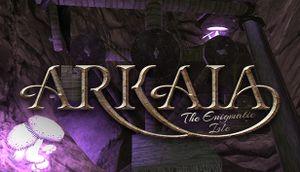 Arkaia: The Enigmatic Isle cover