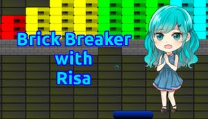 Brick Breaker with Risa cover