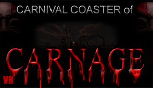 Coaster of Carnage VR cover