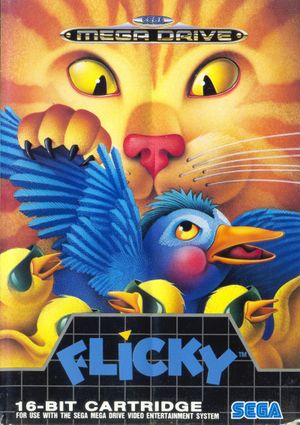 Flicky cover