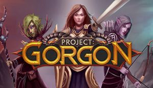Project: Gorgon cover