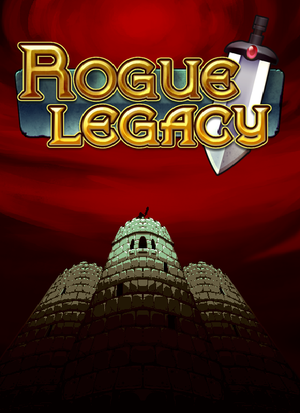 Rogue Legacy cover