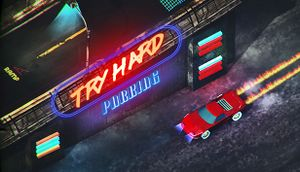 Try Hard Parking cover