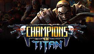Champions of Titan cover