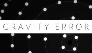 Gravity Error cover