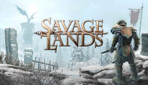 Savage Lands cover
