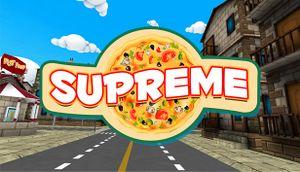 Supreme: Pizza Empire cover
