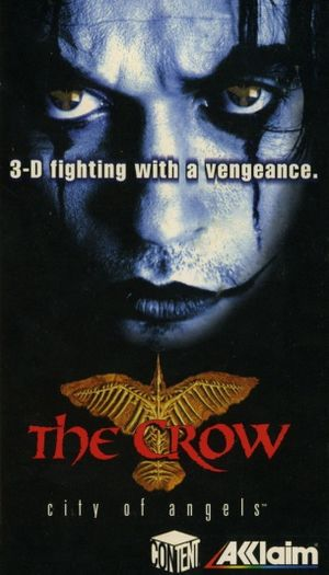 The Crow: City of Angels cover
