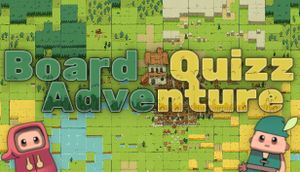 Board Quizz Adventure cover