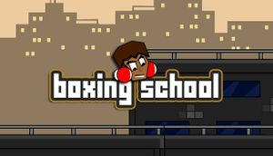 Boxing School cover