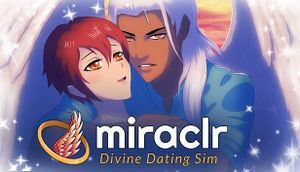 Miraclr - Divine Dating Sim cover