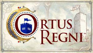 Ortus Regni cover