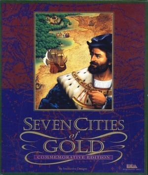 Seven Cities of Gold: Commemorative Edition cover