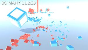 So Many Cubes cover
