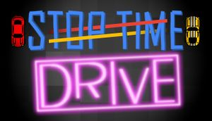 StopTime Drive cover