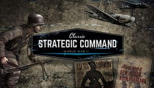 Strategic Command Classic: WWII cover