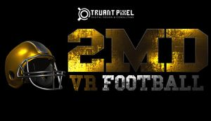 2MD VR Football cover