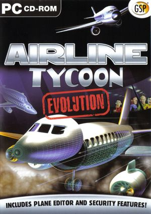 Airline Tycoon Evolution cover
